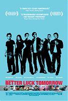 Better Luck Tomorrow poster